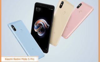 Xiaomi Redmi Mote 5 Pro – обзор, характеристики, возможности
