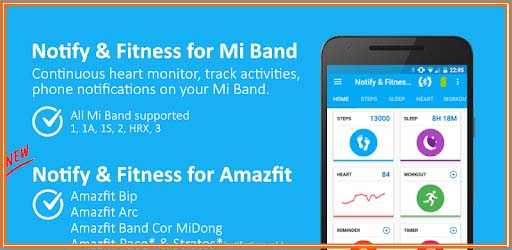 xiaomi mi band 2 приложение для андроид