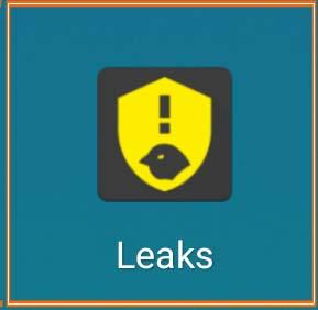 leaks приложение что это