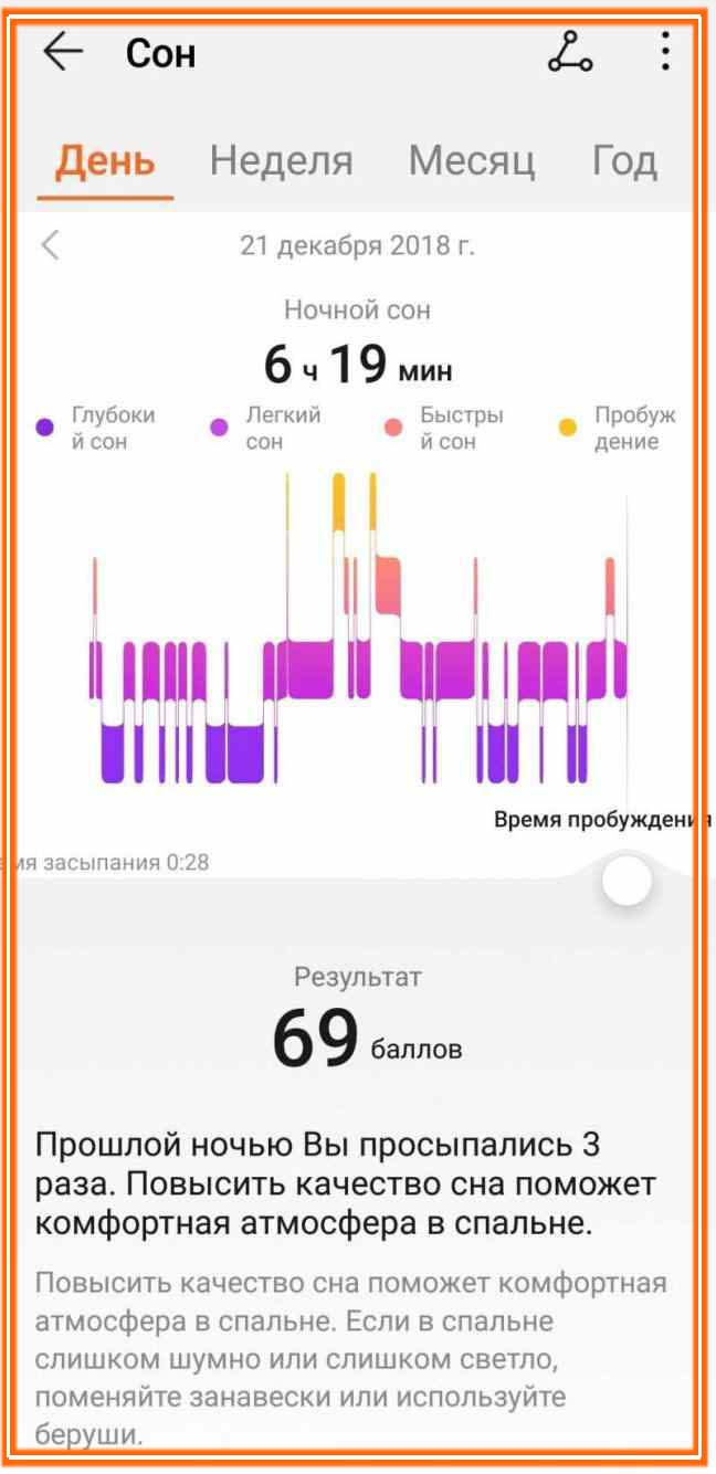 настройка часов honor band 4