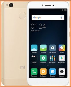 redmi 4x 32gb характеристики
