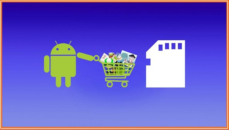 как перенести приложения с внутренней памяти на sd карту на андроиде