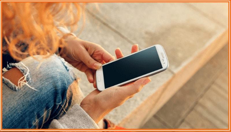 телефон сам перезагружается шаг два