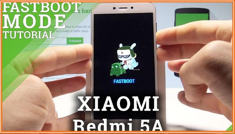 xiaomi как выйти из fastboot